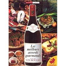 Les meilleurs accords gourmands avec le vin rouge