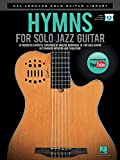Hi Solo Guitar Library Hymns for Solo Jazz Guitar Gtr (Hal Leonard Solo Guitar Library)