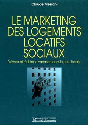 Le marketing des logements locatifs sociaux