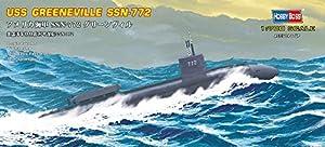 Hobby Boss - Submarino de modelismo Escala 1:700 (87016)