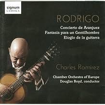 Rodrigo: Concierto de Aranjuez / Fantasia para un gentilhombre / Elogio de la guitarra