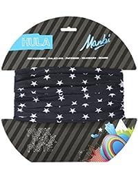 Manbi Hula Multifunction Neck Warmer (Stars Black)