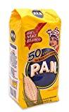 Harina P.A.N White Maize Meal 1kg (Pack of 4)