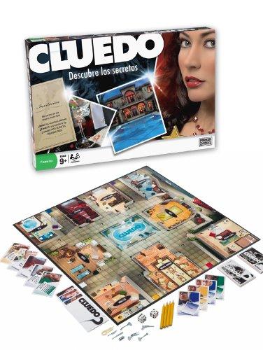 Hasbro Juegos en Familia Cluedo 40613105