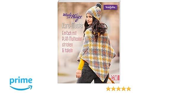 Woolly Hugs Karo-Muster: Einfach mit PLAN-Multicolor stricken ...