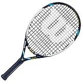 Wilson Raquette de Tennis Juice 22Bleu foncé/Blanc/Jaune