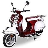 Znen Retro Star Motorroller ZN50QT-27 50cc 25