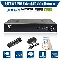 JOOAN 7216N 16CH 960P 8CH 1080P 4CH 5M NVR Sistema di sorveglianza CCTV Video Recorder per protocollo telecamere IP di sostegno