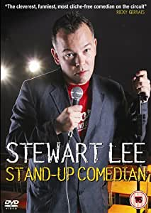 Stewart Lee - Stand-Up Comedian [DVD]