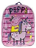 Peppa Pig Mochila Peppa Talla única
