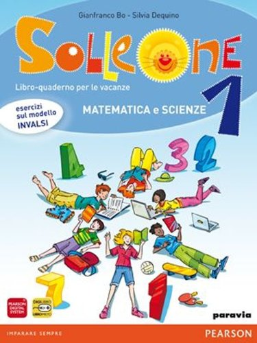 Solleone. Matematica. Scienze. Con espansione online. Per la Scuola memedia: 1