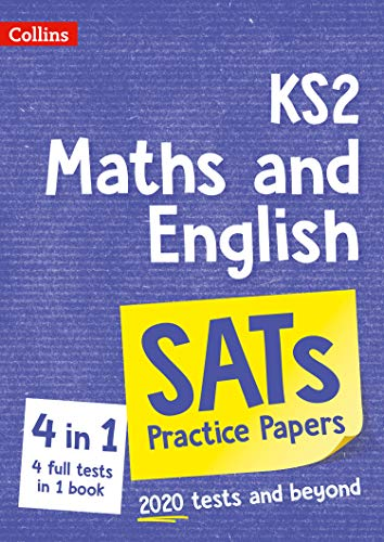 New KS2 Maths and English SATs Practice Papers: for the 2020 tests (Collins KS2 SATs Practice)