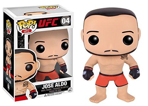 Pop! Ufc Jose Aldo Vinyl Figure Abbildung 2