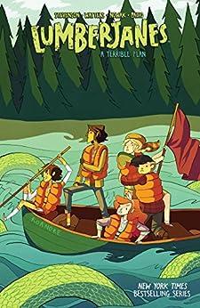 Lumberjanes Vol. 3 de [Stevenson, Noelle, Waters, Shannon, Hicks, Faith]