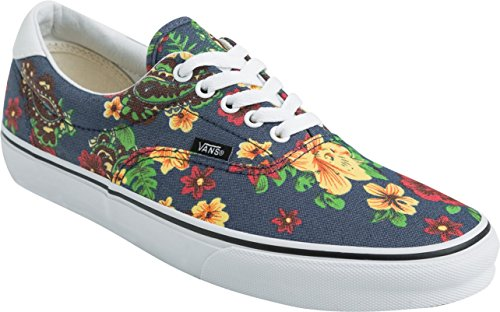VANS ERA 59 COLORE (ALOHA) DRESS BLUES Blu/Multicolore