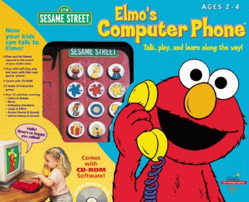 Elmo's Computer Phone