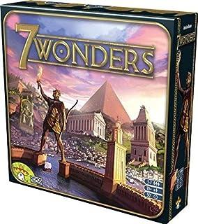 7 Wonders 5511788 Board Game (B0043KJW5M) | Amazon Products