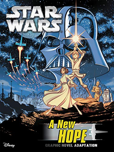 Star Wars: A New Hope Graphic Novel Adaptation (Star Wars Movie Adaptations) por Alessandro Ferrari