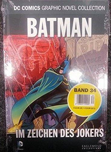 vel Collection 34: Batman - Im Zeichen des Jokers (Harley Quinn Zeichen)