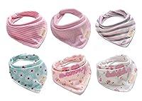 L'accessoire de mode ultime contre la bave de bébé En plus d'être un accessoire très tendance, les bavoirs bandana protègent les vêtements de votre bébé lorsqu'il fait ses dents, à cette période où bébé bave plus ou moins abondamment. Le bavoir banda...