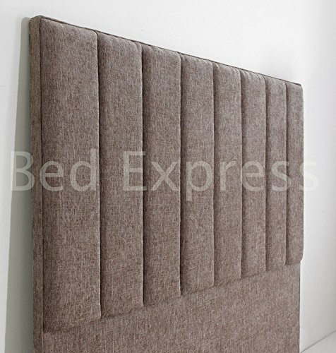 Joseph Coral Floor Standing Headboard - All Sizes (To fit 3ft Single)