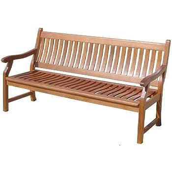 Sedex Gartenbank NEW JERSEY, 3-Sitzer, Holzbank aus Hartholz Eukalyptus 100% FSC