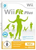 Wii Fit Plus - [Nintendo Wii] -