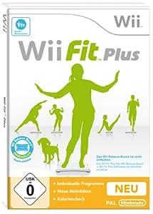 Wii Fit Plus [Edizione: Germania]