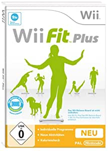 Wii Fit Plus - [Nintendo Wii]