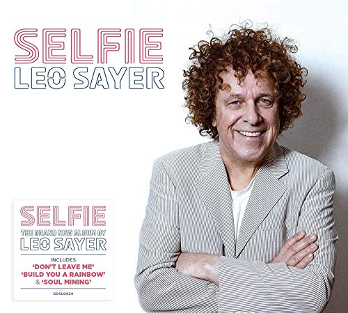 SDEtv / Leo Sayer on going it alone with 'Selfie' and working in