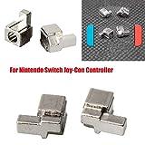 B5645ells Ersatz für Nintendo Switch NS Joy-Con Controller 2Set Metall L + R Buckle Lock