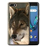 eSwish Gel TPU Phone Case/Cover for Wiko Tommy 3 / Hunting