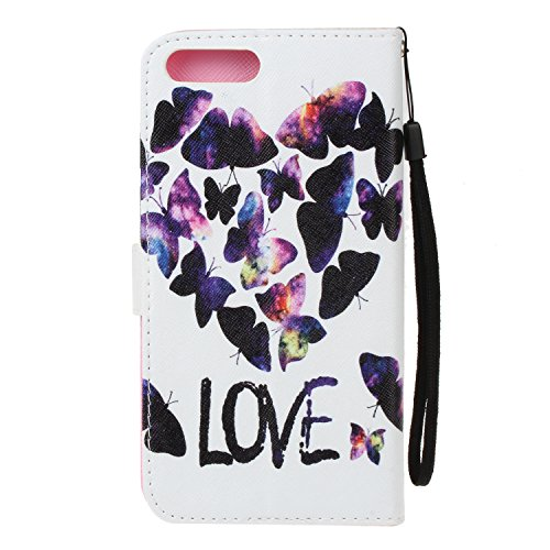 Coque Apple iPhone 6 Plus Case Wallet Phone Stand Cover with Credit Card Slots Flip Protective Case For Apple iPhone 6 Plus
