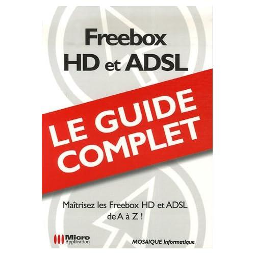 Freebox HD et ADSL