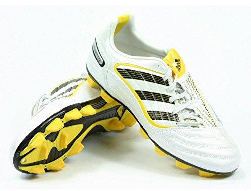 Adidas X Absolado_x Fg J, Jungen Fußballschuhe Weiß
