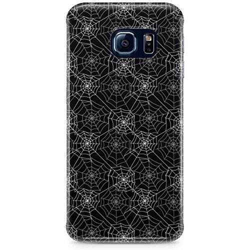 Queen Of Cases Coque pour Apple iPhone 5C-Spider araignée-Premium Noir en plastique