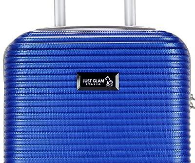 Valise bagage cabine 50cm et 55 cm- Trolley ABS ultra Léger - 4 roues pour voler avec EasyJet - Ryanair art 1165