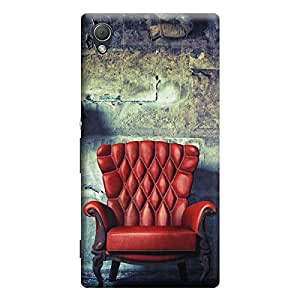 Ebby Premium Printed Back Case Cover With Full protection For Sony Xperia Z5 Plus (Designer Case)