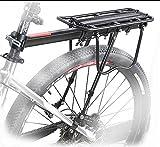 RUIX Gepäckträger Mountainbike-Schnellspanner Aluminium-Legierung Rack-Langstrecken-Ausrüstung
