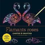 Livre à gratter : Flamants roses