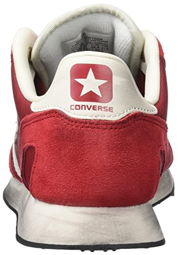 Converse Unisex-Erwachsene Auckland Racer Distressed Ox Sneakers Rot (Chili Pepper/tango Red/buff) OutTwdqp