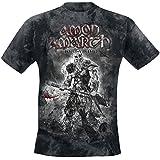 Amon Amarth Jomsviking T-Shirt charcoal