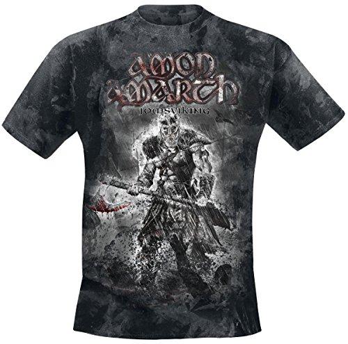 Amon Amarth Jomsviking T-Shirt carbone L
