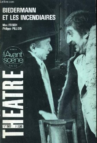 L'avant-scene - theatre n° 587: que...