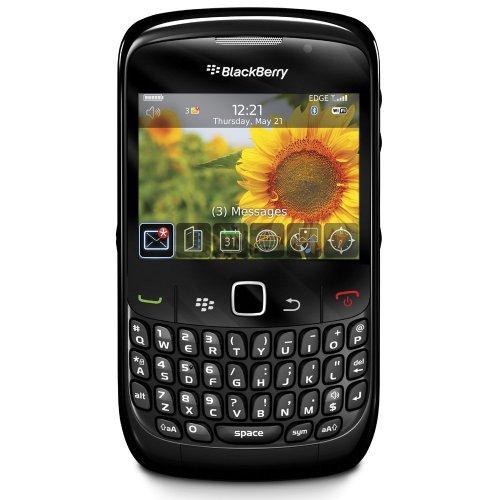 Blackberry 8520 Smartphone Entriegelt (Bildschirm 2,46