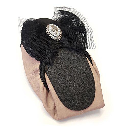 Cocorose Faltbare Schuhe - Royal Ballet Damen Ballerinas Aurora (rosa natürlich)