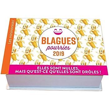 Minimaniak Blagues pourries 2019