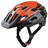 Alpina Unisex– Erwachsene ANZANA Fahrradhelm, orange-Black, 57-61 cm