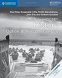 #4: Cambridge IGCSE® History Option B: The 20th Century Coursebook (Cambridge International IGCSE)