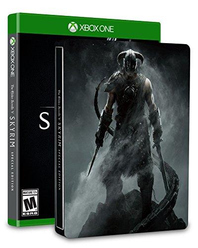 The Elder Scrolls V: Skyrim SteelBook Edition - Xbox One (Elder 1 Scrolls)